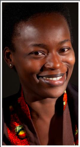 Rebellissime Carole Tawena ITV Karité