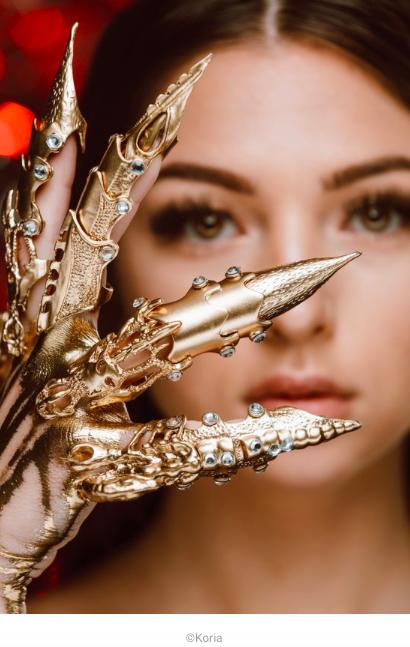 Rebellissime Eva Queen idole des jeunes