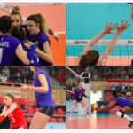 Rebellissime résultats sportifs du 15 au 17 mai Volley ball