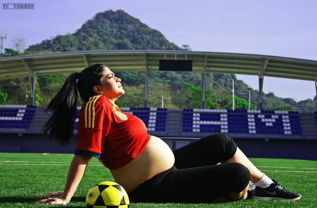 Rebellissime top 5 des activités sportives pendant la grossesse