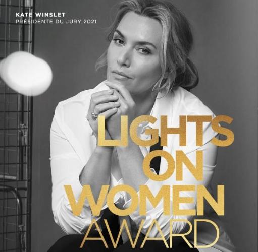 Rebel UNE L'Oréal Lights on women