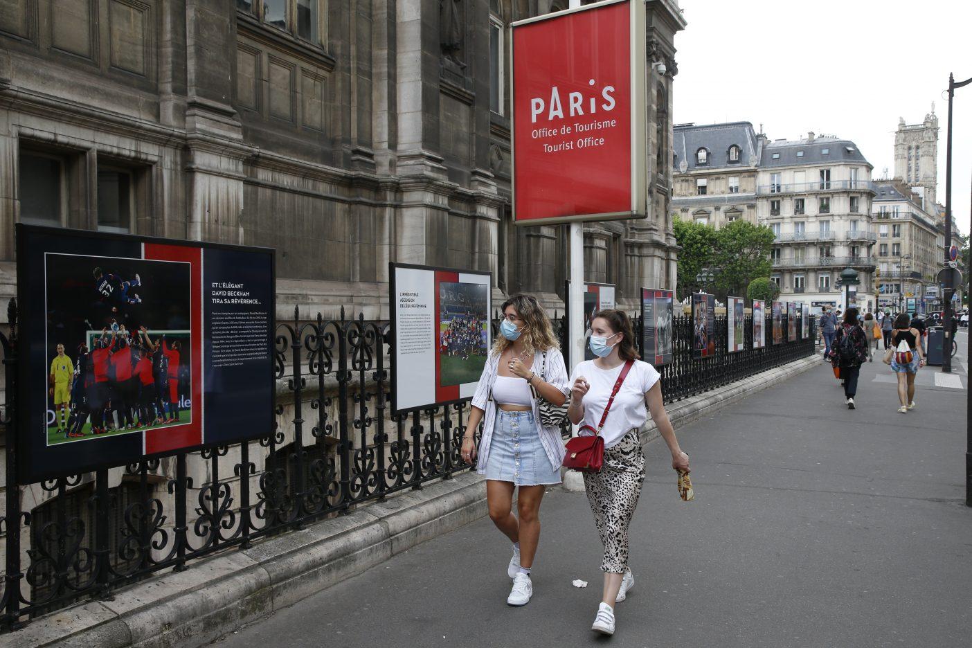 Rebellissime PSG Expo Paris