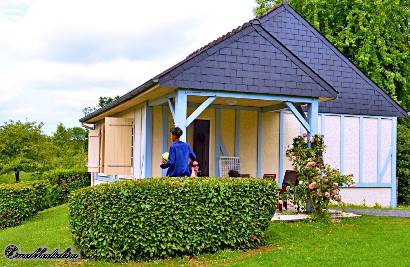 Rebel Branville maison famille