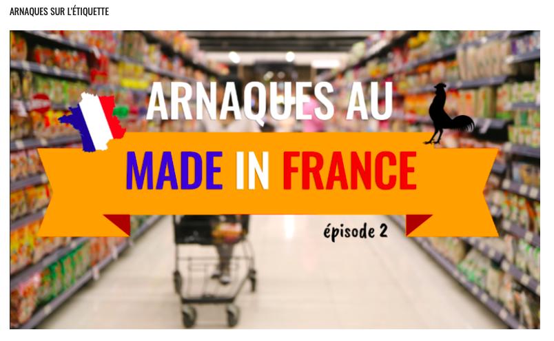 Rebel arnaque au made in France
