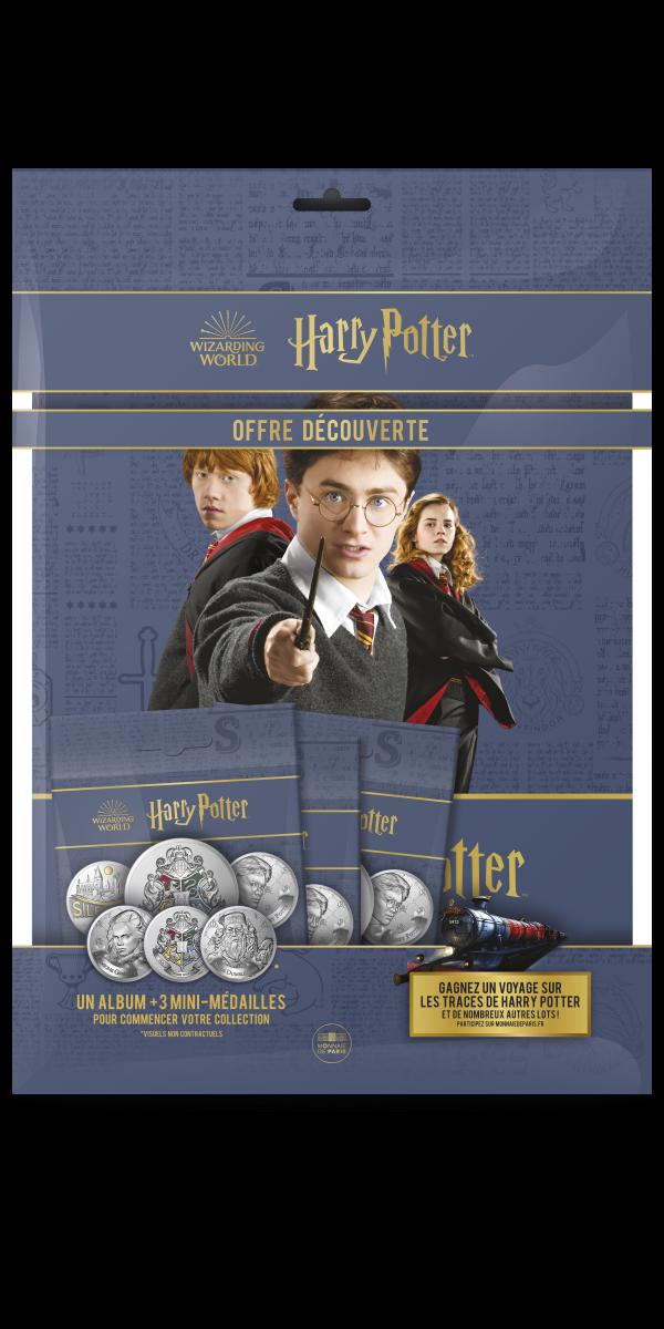 Harry Potter - Mockup Kit - Face
